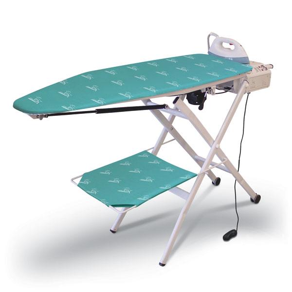 HARMONY Katlanabilir Kazanlı Ve Fanlı Ütü Masası 1 Litre Ev Tipi SM/PSA 2101 AED