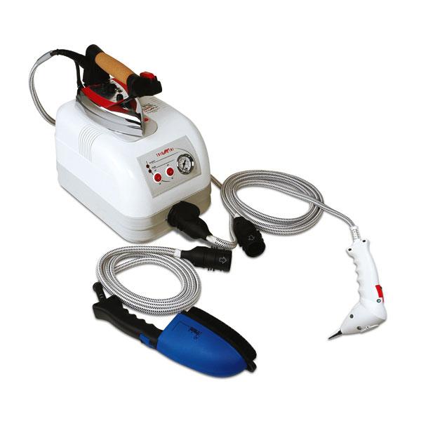 GAZZELLA Trio Mini Buharlı Ütüleme Ve Temizleme Robotu 2 Litre SPR/MN 3004